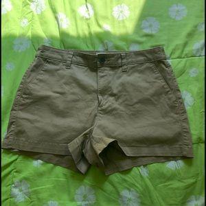 A NEW DAY Khaki shorts